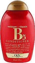 Духи, Парфюмерия, косметика Кондиционер для волос - OGX Moisture + Vitamin B5 Conditioner