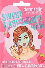 Духи, Парфюмерия, косметика Маска для лица - Dermaglin Sweet Raspberry Mask