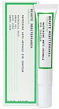 Духи, Парфюмерия, косметика Пептидный омолаживающий крем для глаз против темных кругов - Beaute Mediterranea Matrikine Anti-Wrinkle Eye Contour