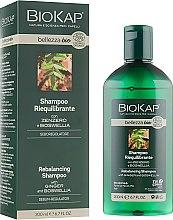 Духи, Парфюмерия, косметика Восстанавливающий шампунь - BiosLine BioKap Rebalancing Shampoo