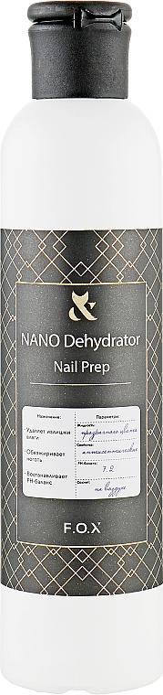 Дезинфектор и обезжириватель для рук и ногтей - F.O.X Nail Prep