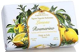 "Духи, Парфюмерия, косметика Натуральное мыло ""Лимон и Розмарин"" - Saponificio Artigianale Fiorentino Lemon & Rosemary Soap"