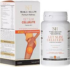 Парфумерія, косметика Засіб для боротьби із целюлітом - Noble Health Get Slim Cellulite