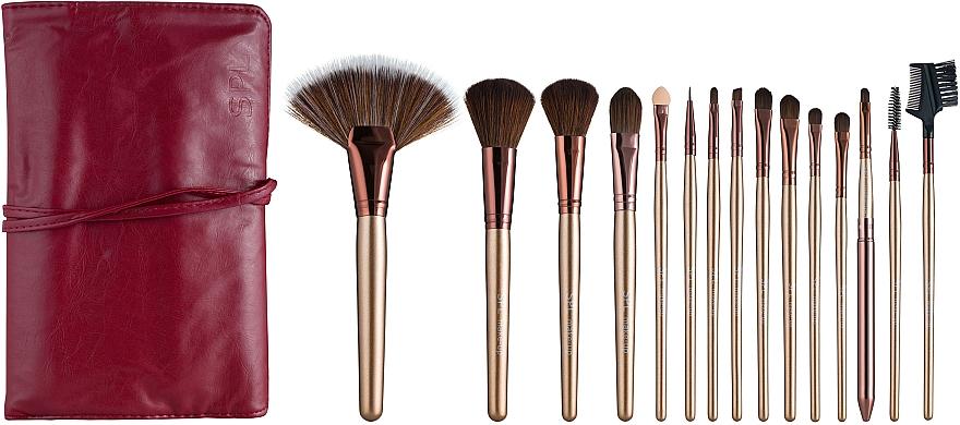 Набор кистей для макияжа, 97611 - SPL