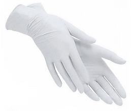 Духи, Парфюмерия, косметика Перчатки латексные белые, размер L - PRO service Professional