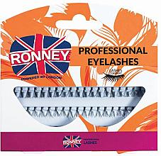 Духи, Парфюмерия, косметика Набор пучковых ресниц - Ronney Professional Eyelashes 00027