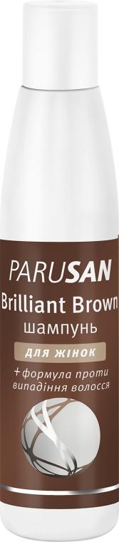 Оттеночный шампунь - Parusan Brilliant Brown Shampoo