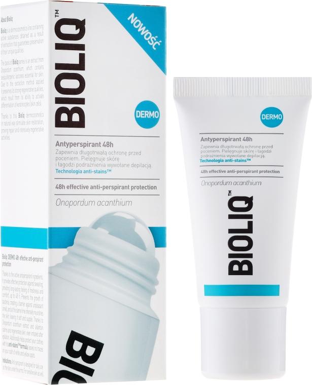 Дезодорант-антиперспирант - Bioliq Dermo Antiperspirant 48h