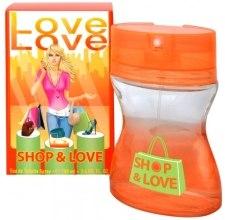 Духи, Парфюмерия, косметика Morgan Love Love Shop & Love - Туалетная вода