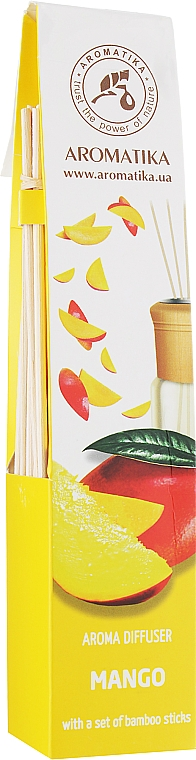 "Аромадиффузор ""Манго"" - Aromatika Aroma Diffuser Mango"
