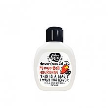 "Духи, Парфюмерия, косметика Гель-крем для душа ""Питание"" - MonoLove Bio Mango-Bali Nourishing (мини)"