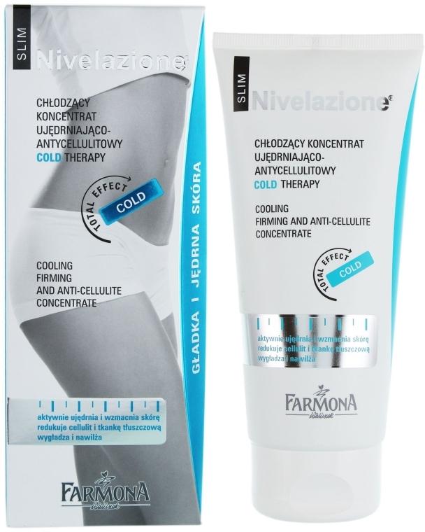 Антицеллюлитный концентрат для упругости кожи - Farmona Nivelazione Perfect Body