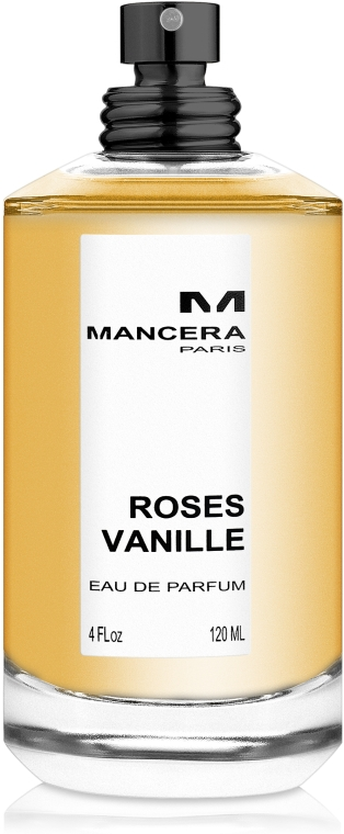 Mancera Roses Vanille - Парфюмированная вода (тестер без крышечки)
