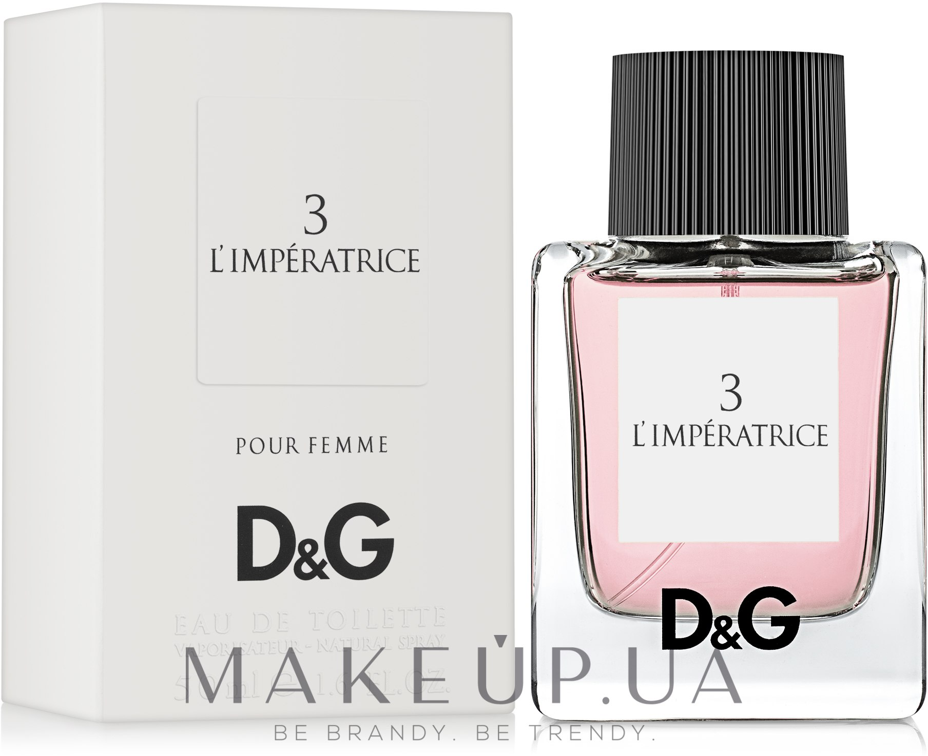 Dolce&Gabbana Anthology L`Imperatrice 3 - Туалетная вода — фото 50ml