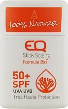 Духи, Парфюмерия, косметика Бальзам для тела солнцезащитный SPF50 - EQ Skick Solaire SPF50