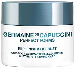 Духи, Парфюмерия, косметика Крем для бюста с тройным эффектом - Germaine de Capuccini Perfect Forms Replenish & Lift Bust Beauty Firming Care