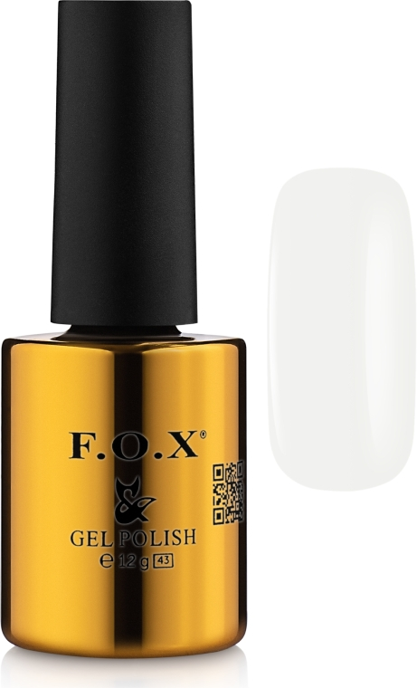 Гель-лак для ногтей - F.O.X Pigment
