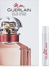 Парфумерія, косметика Guerlain Mon Guerlain Bloom of Rose Eau de Parfum - Парфумована вода (пробник)