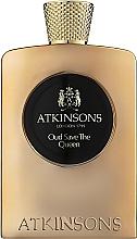 Духи, Парфюмерия, косметика Atkinsons Oud Save The Queen - Парфюмированная вода