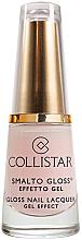 Духи, Парфюмерия, косметика Лак для ногтей - Collistar Gloss Nail Lacquer Gel Effect (тестер)