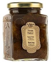 Духи, Парфюмерия, косметика Черное мыло с эвкалиптом для лица и тела - La Sultane De Saba Rituals Of Hammam Authentic Black Soap Eucalyptus