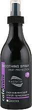 Духи, Парфюмерия, косметика Разглаживающий спрей-термозащита - Cafe Mimi Smoothing Spray Heat Protection