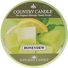 Духи, Парфюмерия, косметика Чайная свеча - Country Candle Honeydew Daylight