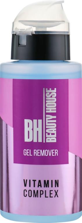 Средство для снятия гель-лака - Beauty House Gel Remover