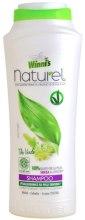 Духи, Парфюмерия, косметика Шампунь с натуральным экстрактом зеленого чая и каштана - Winni's Naturel Shampoo