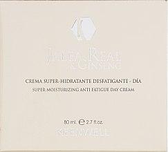 Духи, Парфюмерия, косметика Дневной супер увлажняющий крем снимающий усталость - Keenwell Jalea Real And Ginseng Cream