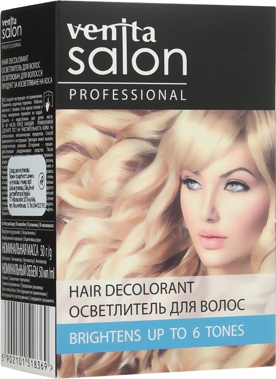 Осветлитель для волос - Venita Salon Professional