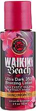Духи, Парфюмерия, косметика Крем для загара в солярии с ультратемными бронзантами - Tan Incorporated Waikiki Beach 35Х