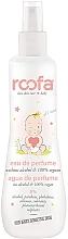 Духи, Парфюмерия, косметика Освежающий ароматический спрей для детей, с рождения - Roofa Calendula & Panthenol