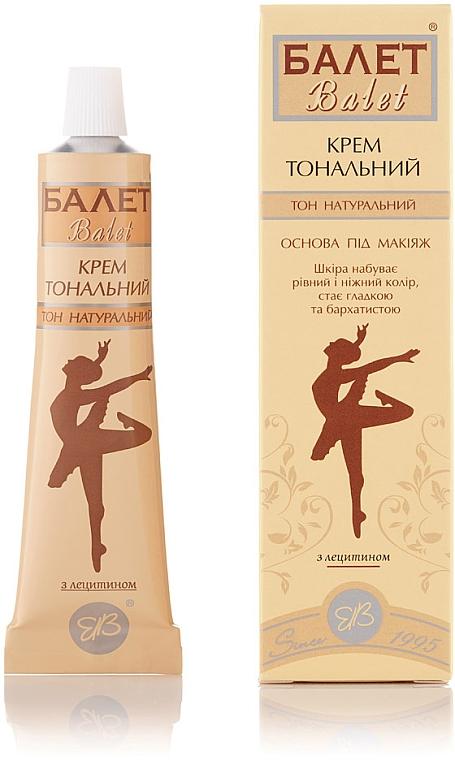 """Тональный крем """"Балет"""" с лецитином - Healer Cosmetics"""