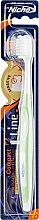 Духи, Парфюмерия, косметика Зубная щётка для чувствительных зубов, салатовая - White I-Line Toothbrush