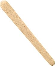 Духи, Парфюмерия, косметика Шпатель для нанесения воска на лицо, деревянный, 14.5 см - Peggy Sage