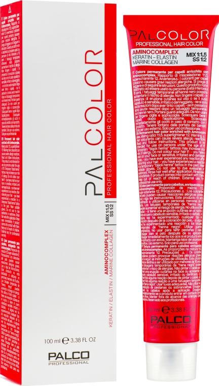 Крем-краска для волос - Palco Professional Palcolor