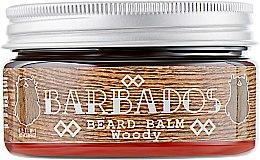 """Духи, Парфюмерия, косметика Бальзам для бороды """"Древесный"""" - Barbados Beard Balm Woody"""