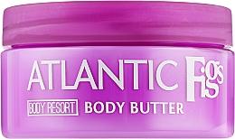 Духи, Парфюмерия, косметика Крем-масло для тела ''Атлантический инжир'' - Mades Cosmetics Body Resort Atlantic Figs Body Butter