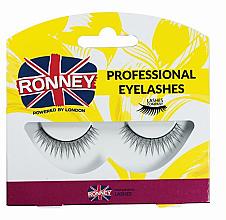 Духи, Парфюмерия, косметика Накладные ресницы, синтетические - Ronney Professional Eyelashes RL00016