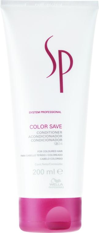 Кондиционер для окрашенных волос - Wella SP Color Save Conditioner
