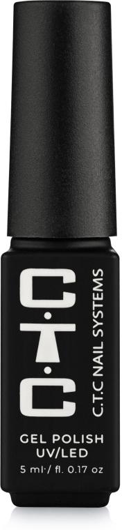 """Гель-лак для ногтей """"Эмаль"""", 5 мл - C.T.C Nail Systems"""