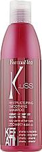 Духи, Парфюмерия, косметика Выпрямляющий шампунь с кератином - Farmavita K.Liss Restructuring Smoothing Keratin Shampoo