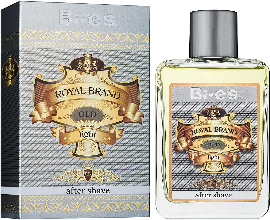 Bi-Es Royal Brand Light - Лосьон после бритья