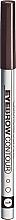 Духи, Парфюмерия, косметика Карандаш для бровей - Gabriella Salvete Eyebrow Contour Eyebrow Pencil