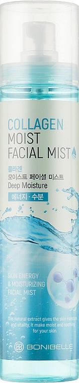 """Спрей для лица """"Коллаген"""" - Enough Bonibelle Collagen Moist Facial Mist"""