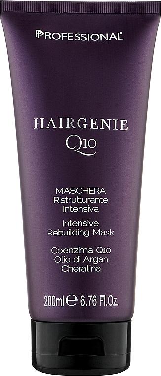 Маска для восстановления волос - Professional Hairgenie Q10 Hair Mask