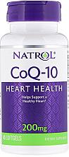 Духи, Парфюмерия, косметика Натуральная добавка CoQ-10, 200 мг - Natrol CoQ-10 Heart Healh