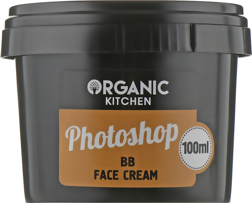"Крем для лица ""Photoshop"" - Organic Shop Organic Kitchen BB Face Cream"