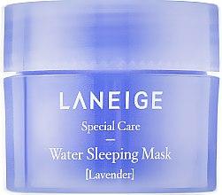 Духи, Парфюмерия, косметика Лавандовая ночная маска - Laneige Water Sleeping Mask (мини)